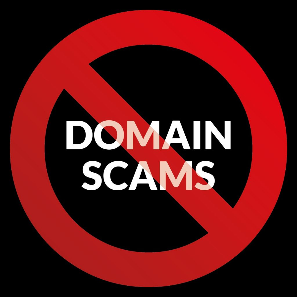 Domain Scams